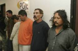 6 lindos secuestradores